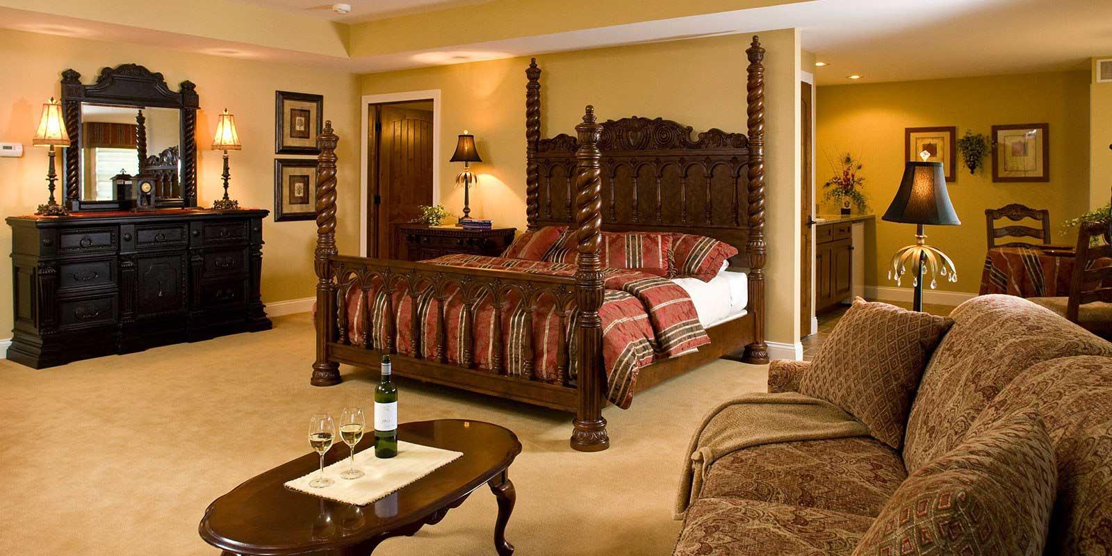 a romantic galena bed and breakfast wedding venue goldmoor inn
